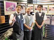 ━ 北新地で愛され続ける人気店 ━ ゆくゆくは正社員も目指したい方にもオススメです!