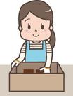 《簡単検品作業》 プラスチック製品の目視検査や 梱包・出荷作業等の簡単な作業をお任せいたします!