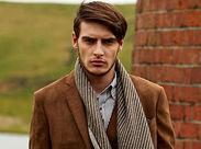 着る人のライフスタイルも提案!世界各国にショップを構え、優れた品質と時代性を高く評価されてきた「JOSEPH ABBOUD」