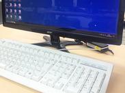 心斎橋駅スグのオフィスで働こう♪ お仕事終わりにそのままショッピングにも行けますよ◎ PCは基本操作が出来ればOK!