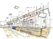 ☆街のお米屋さんで楽しいお仕事☆ お客様へ美味しいお米を提供しましょう♪11月オープンのスーパーマーケット内での勤務です◎