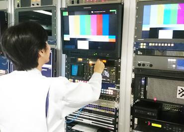 【映像制作STAFF】日本を代表する放送局で貴重な映像を後世に残すお仕事。映像関連のお仕事に意欲のある方、未経験でもしっかり指導いたします!