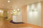 スタジオは、植物で壁面緑化で、都会に佇む癒しの空間を演出☆オシャレ&キレイで落ち着いた空間で、お仕事ができるチャンス♪