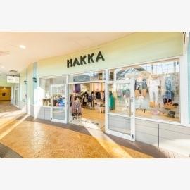 【アパレル販売員】『 HAKKA 』 千歳アウトレットモール・レラ『社割あり』★週2日~OK♪ 友達に勧めるみたいにノビノビ働ける♪
