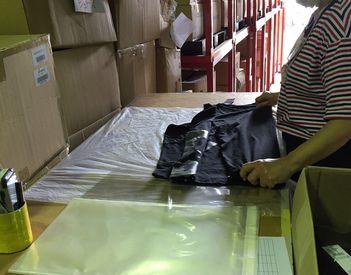無理なく働けるカンタンなお仕事です♪値札の加工や仕分け・梱包といった軽作業がメイン☆彡私服でお仕事できます!