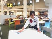 セルフサービスなので、お料理の提供などは一切ナシ◎お客様にとって心地よく過ごせるよう、あなたらしい気配りを…♪