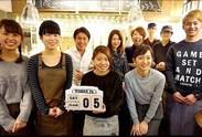 ≪週2日~OK≫オシャレで居心地の良いカフェで働こう♪藤沢駅北口を出てすぐの3階建ての建物です*