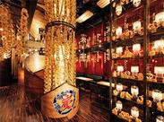名前の通り、竹をふんだんに使った店内◎オシャレなデザインのお店で、私たちと一緒に働きませんか?