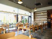 <ナチュラルテイストが心地よいお店◎> こだわりのお米料理を中心とした、ヘルシーで美味しい料理を提供するお店です。