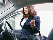 \知識や経験は必要ナシ/運転免許1枚でスタートできますよ♪軽自動車だから特別な運転スキルも不要!免許ナシの回収方法も◎