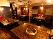 ≪まかない0円♪≫ お肉好きにはたまらない焼肉店のバイト◎さらに、1階の系列店とかけもちするとまかないでイタリアンも!!