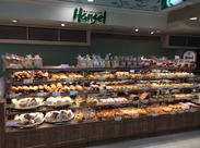 ★春は美味しいパン屋さんで働こう♪★ あなたのお気に入りがきっと見つかるはず♪阪急百貨店のお得な優待あり◎