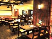 東京駅スグのビヤホール☆広い店内で働きやすさ◎常連さんから観光客までいろんな方がご来店!毎回新鮮な気持ちで働けますよ♪