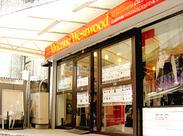 おしゃれをして働きたい!【Vivienne Westwood】が好き!……そんなあなたにピッタリのお仕事です!未経験でももちろんOK!