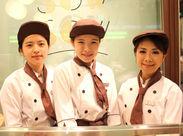 \お友達同士での応募も大歓迎★/デニッシュ専門店で働きませんか☆いい匂いに囲まれて、毎日笑顔で働けちゃいます♪