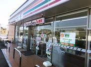 「豊田北高校」の近くのコンビニ♪ バス停「豊田北高校前」より徒歩0分の距離です◎