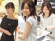 未経験から、人気のジュエリーショップで働けるチャンス★★オシャレが好き♪服が好き♪など…応募理由は何でも◎