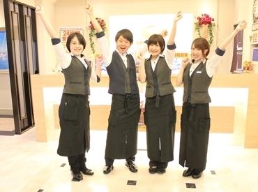 【カラオケSTAFF】~*。高校生~皆さん大歓迎★*。~楽しく働きたいならココ★シフトは自由♪無理なく働ける!!≪AOKIグループ・スーツの社割有≫