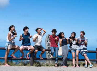【リゾートSTAFF】冬の寒さはもうたくさん!!><そんなあなたに超朗報♪*コバルトブルーの海・真っ白な砂浜etc★夏を先取りしたいなら沖縄へGo!