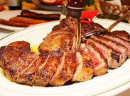 ≪至福の時間が待っています♪≫スタッフの特権で普段では手の届かない値段のステーキや贅沢なメニューも食べられる!