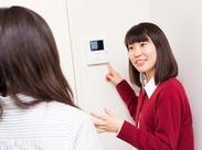 女性社員も活躍中の職場です!まずは、スキルに合わせたお仕事からお任せします!