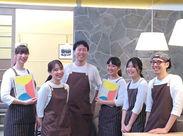 日本橋駅直結で通いやすい♪オープンしたばかりなので、先輩・後輩なし!学生、主婦(夫)、フリーター...幅広く大歓迎です◎