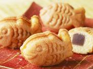 扱うのは幅広い世代に愛される定番の和菓子など♪長年人気の商品ばかりです◎