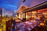 ≪吉祥寺駅すぐ!≫ オシャレで開放的なビストロ♪ 海外からのお客様も多いので外国語も活かせます!★