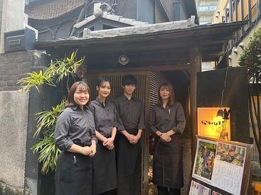 ――京都を想起させる、情緒あふれる和空間。 この空間が、お料理が、スタッフみんなが好き! 某グルメサイトでも嬉しい高評価◎
