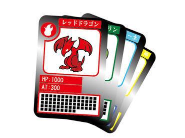 激レアカードもたくさん★ カード好きさんには天国のような場所...! ワクワクしながら働けますよ!