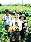 野菜の育て方や料理作りのスキルが身につきます♪ どちらも楽しさとやりがいを感じられますよ◎