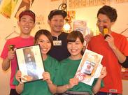 初めてでも覚えやすい!!100円メニュー多数♪初めてのバイトが串カツ田中って先輩も、たくさん活躍しています★