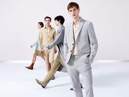 ZARAは世界88ヶ国、2100店舗を展開するファッションブランド★世界基準のファッションアイテムに触れられる、刺激的な環境です。