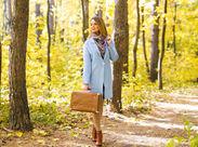 スタイルを綺麗に見せてくれる高品質でシンプルな洋服は、年齢を問わず大人気です☆ ※イメージ画像