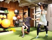 パーソナルトレーニングを主体としたコンディショニングジム♪姿勢改善や身体の不調を改善したい女性の方に多く選ばれています。