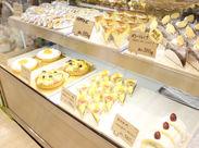 マンツーマンでの研修だから安心♪ ★あなたのペースで覚えられます★ はじめはケーキ作りの補助からスタートでしましょう!