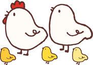 餌を与えたり、卵を回収したり…♪ 今日も元気かな?ちゃんと卵産んでるかな?etc. 毎日愛情を持って接してあげましょう*