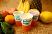 フレッシュなフルーツを使ったジュースが大人気★「できたて」&「おいしい」ジュースをお客様にお届けしましょう♪