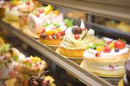 ◆スイーツ好きな方も必見! ゆったりした雰囲気が流れるオシャレな店内で 甘い香りに囲まれてお仕事ができます…♪