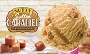 色とりどりのアイスクリームをすくって、乗せて、お渡しするだけ♪♪新商品が出るたびウキウキしちゃう(*´∀`)