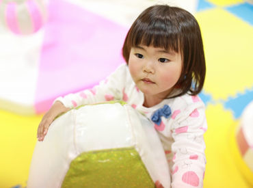 《キッズスペースがあるお花屋さん♪》 育児と両立しながら働くことが可能です◎ ※写真はイメージです。