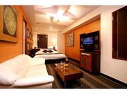 インテリアにもこだわったお部屋はとてもキレイ☆高級感もあって落ち着いた雰囲気です◎アクセス抜群の立地もポイント♪