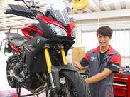 ≪≪レア★バイク好き必見!≫≫ 「バイクは乗るのが好きだけど、触れたらお得かも」 そんな方もOK!未経験歓迎の整備士バイト♪