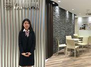 <2018年3月にリニューアルしたキレイなお店♪> 綺麗で温かい場所でお仕事♪ 春からのお仕事はヤマハで決まり!