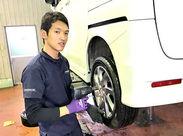 ◆未経験大歓迎◆ 皆さん大歓迎◎優しく丁寧にお教えします☆ 車の専門知識や経験は不要!