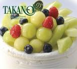 《社割あり》サラダはもちろん、女性に大人気のTAKANOのケーキを格安で買えちゃう♪毎日色とりどりのフルーツを見れて楽しい♪