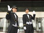 バイトデビューも大歓迎!!まずは笑顔で『ようこそ!!』とご挨拶♪憧れ舞浜リゾートでお仕事スタートしましょう♪