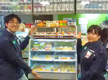 主婦・フリーター・学生が メインで活躍中の楽しいお店です☆