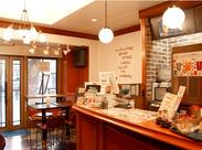 【麹町駅直結】アクセス◎ オフィス街のオアシスとして 25年間愛されている老舗のプロント♪ 落ち着いた時間が流れるお店です。