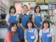 <トヨタ車体 吉原工場内> お客様は工場内の社員さんがほとんど♪ 職場はアットホームな雰囲気です。